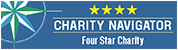 Charity Navigator four star chairty
