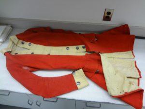 Original Independent company uniform coat