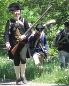 New England militia