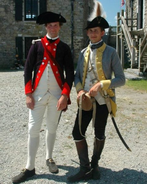 he Perfect 1777 Continental Regular Portrayal