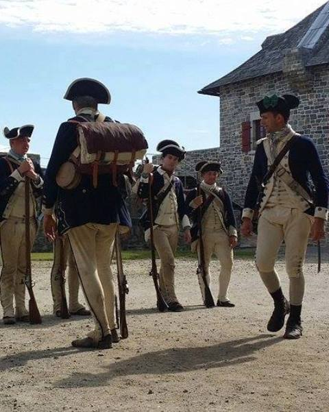 Many Pennsylvania officers were not all that socially different from their men in civilian life, but many considered social distance between officers and men in the army part of order and discipline.