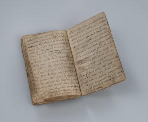 John Lacey journal