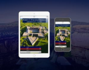 Forticonderoga mobile app on devices