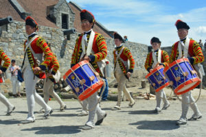 Fife & Drum Corps Muster