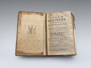 John Adams' Field Engineer book