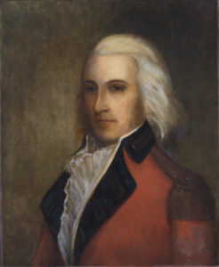 Lieutenant Jacob Schieffelin portrait