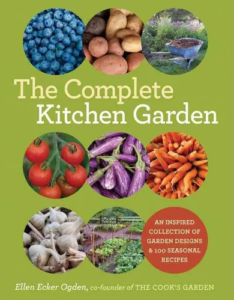 The Complete Kitchen Garden book cover