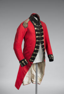Lieutenant Jacob Schieffelin's uniform coat