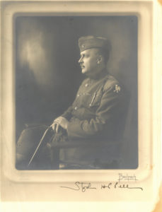Stephen H.P. Pell portrait