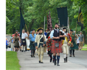 Scots Day performance