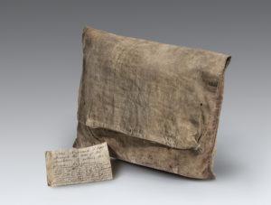 Benjamin Warner's knapsack