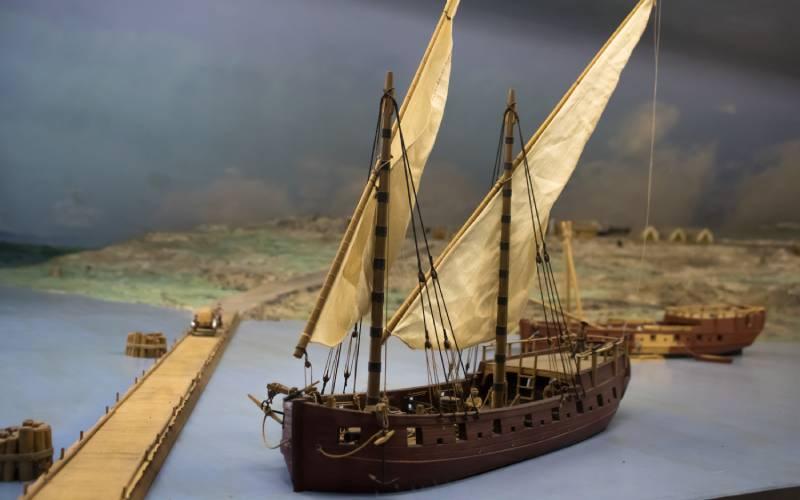 Diorama Museum Exhibit