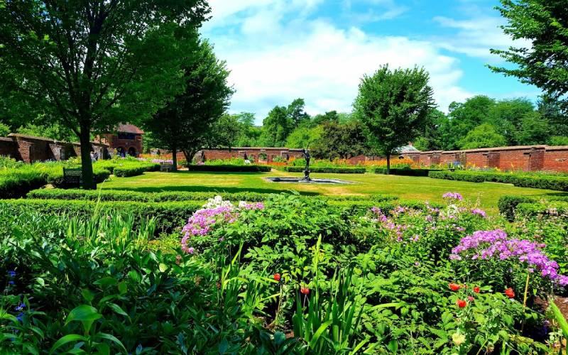 King's Garden Landscape