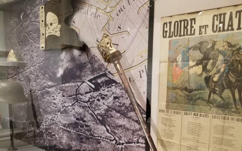 Great Wars Exhibit