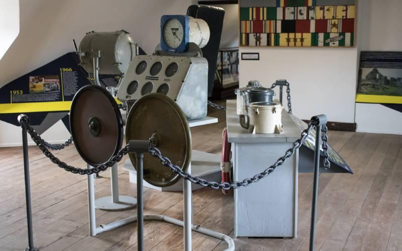 A Legacy Museum Exhibit
