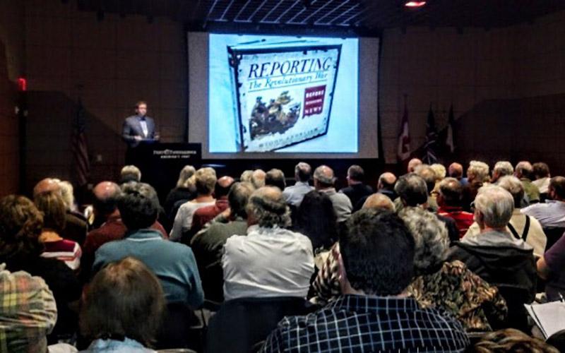 American Revolution seminar