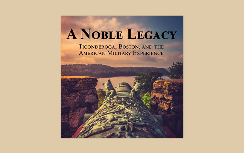 A Noble Legacy book cover