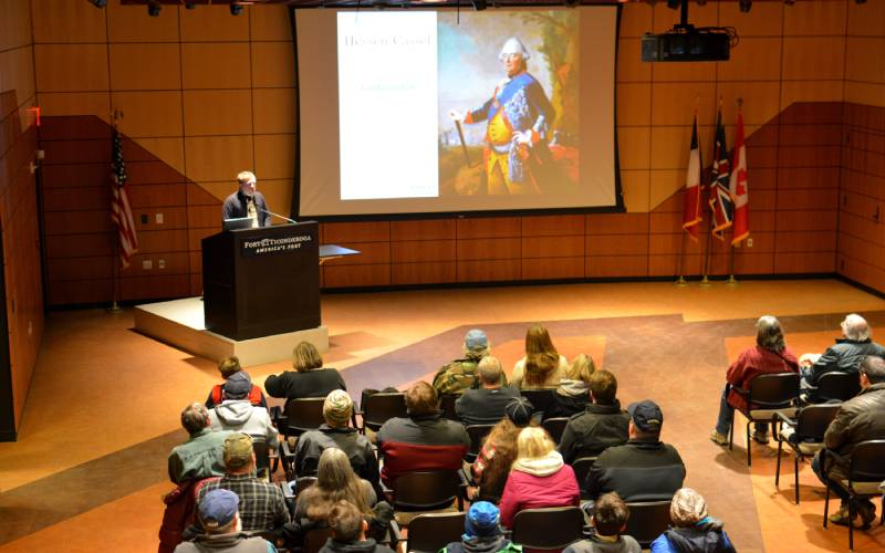Seminar at Fort Ticonderoga