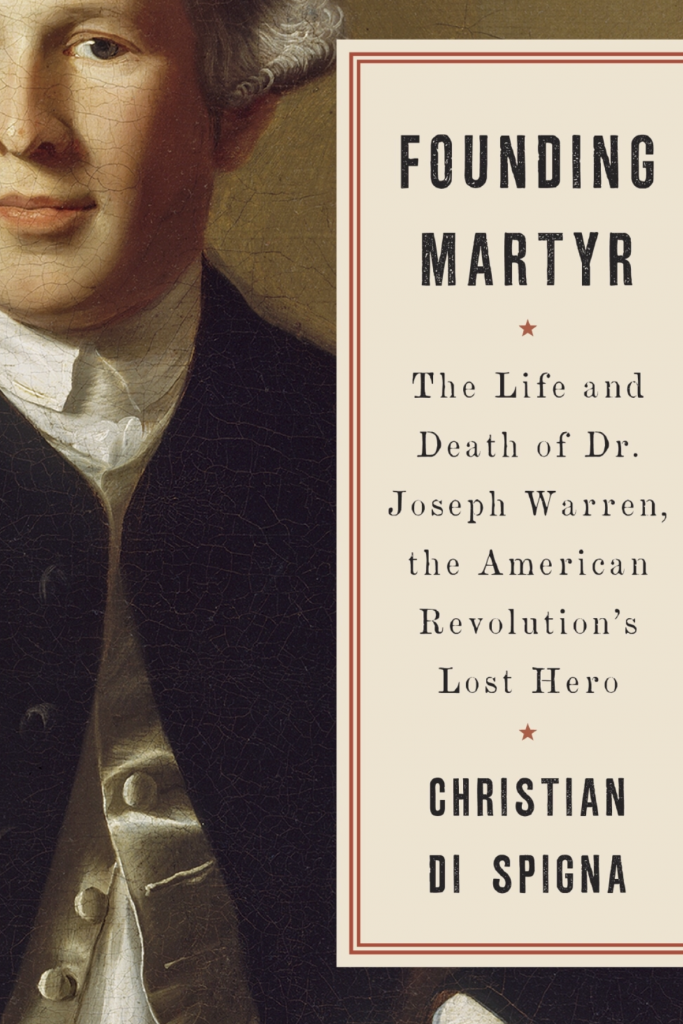 Founding Martyr book cover