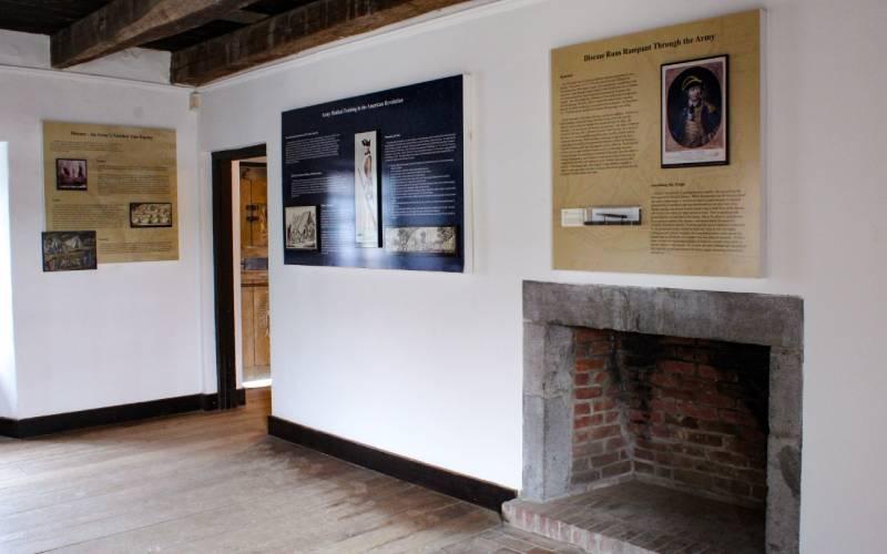 Sickness Museum Exhibit