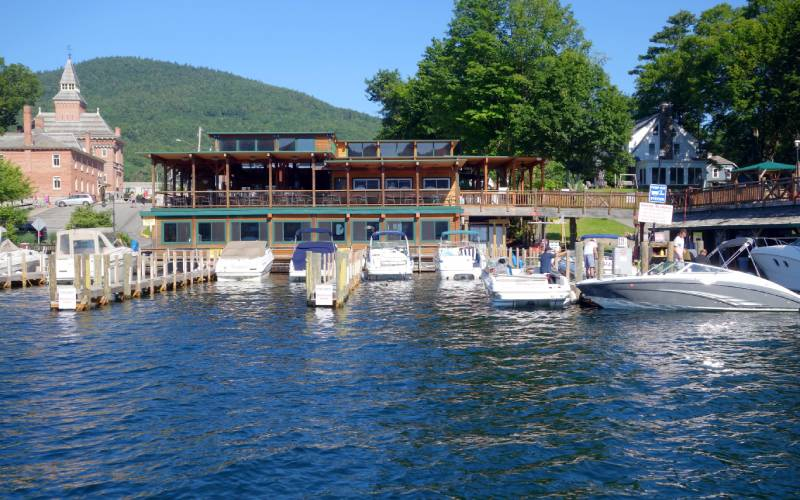 Lake George Boardwalk Restaurant and Bar