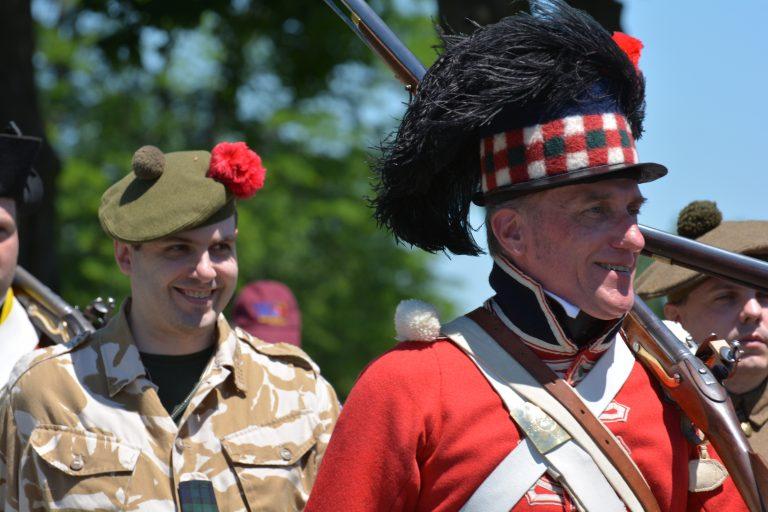 Scots Day celebration
