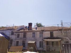 Pell Pavilion Restoration Project