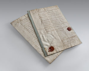 Lotbinière's orders from the Governor of Canada, dated September 20, 1755, amount to the birth certificate of Fort Ticonderoga.