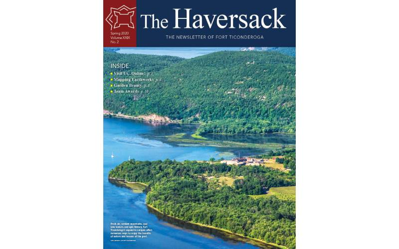 cover of spring haversack
