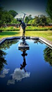Diana statue