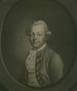 Brigadier General Simon Fraser, Mezzotint, Scouter, Watson, 1778 (Collection of the Fort Ticonderoga Museum)