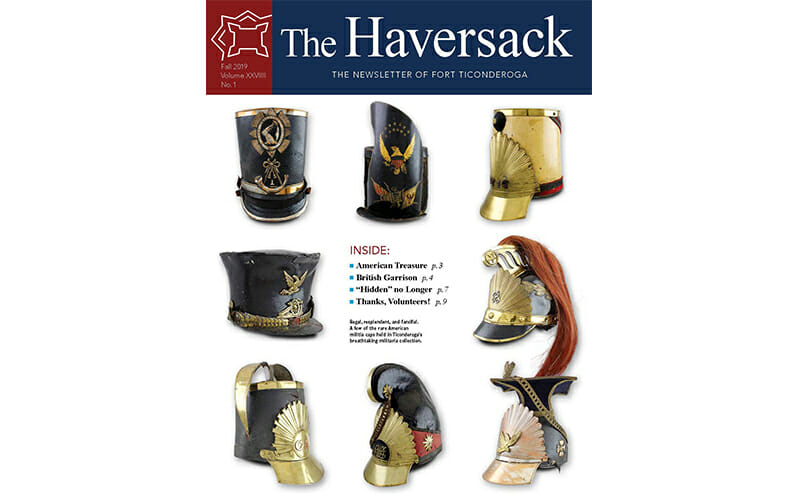 Fall Haversack cover hat collection