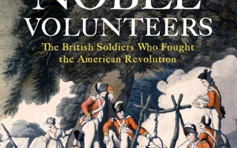 noble volunteers book cover