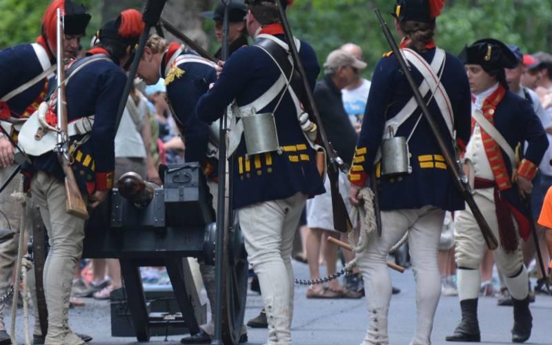 Royal Artillerymen