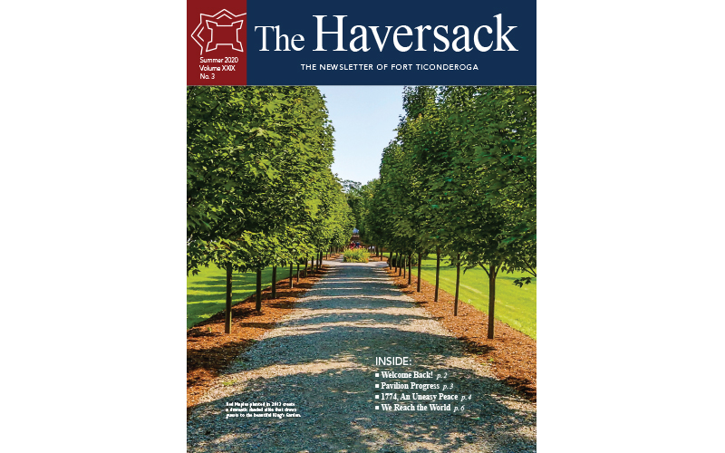 summer haversack cover