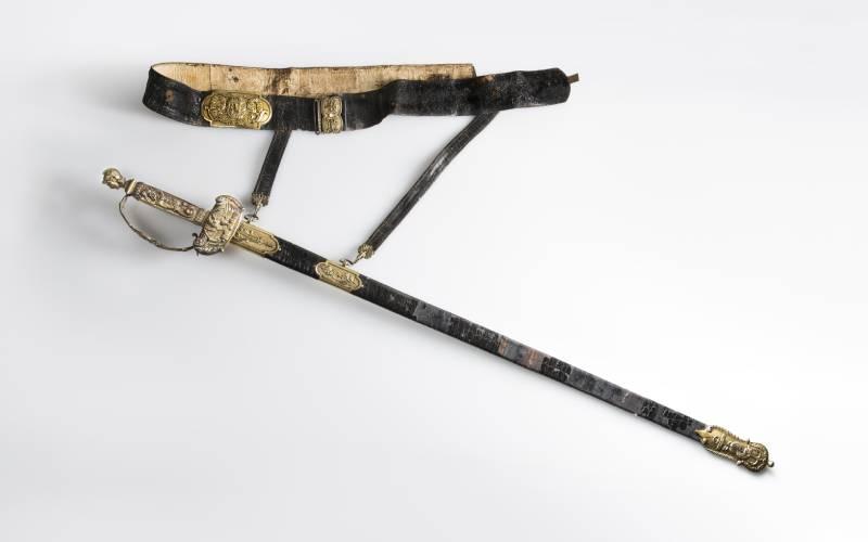 Ellery Sword
