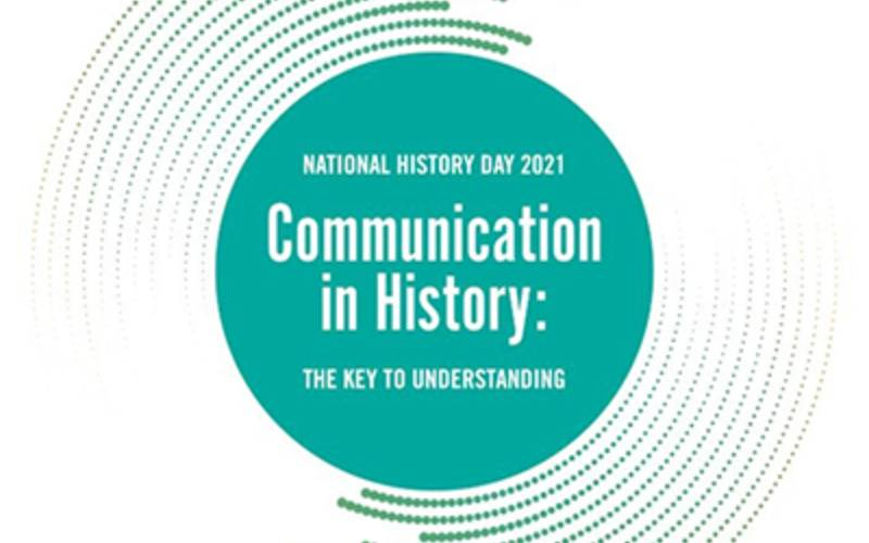 Communication in History logo
