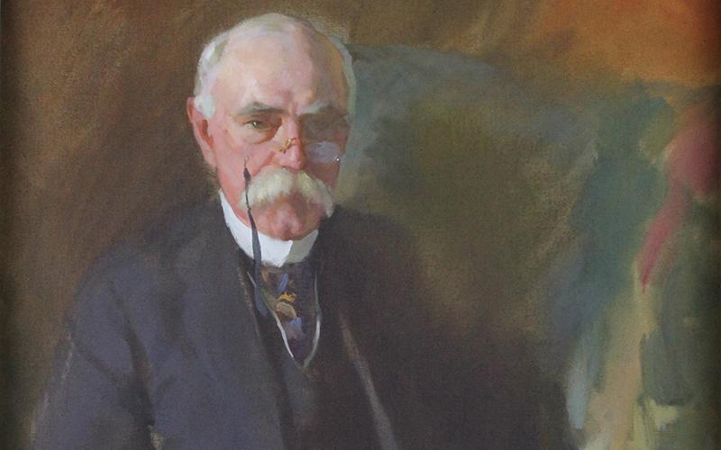Portrait of Robert Means Thompson