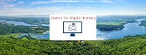 center for digital history icon