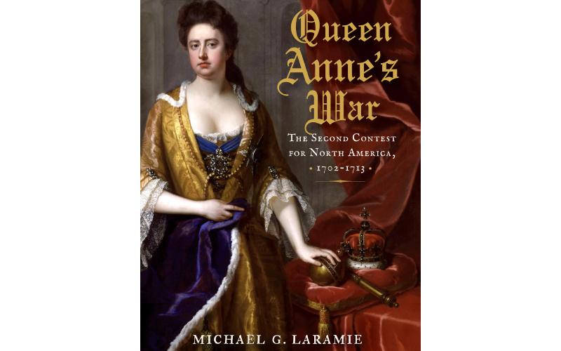 Queen Anne Book Cover detail